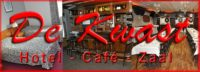 Hotel-Café-Zaal De Kwast