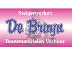 Steigerwerken en Verhuurbedrijf de Bruijn B.V.