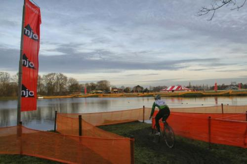 GP MJ Oomen Groep 3e internationale Cyclocross Rucphen 18-1-2014 14