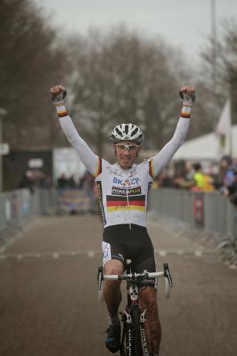 3e Internationale Cyclocross Rucphen 2014