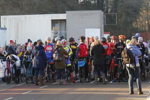 Internationale Cyclocross Rucphen 21-1-2017  1