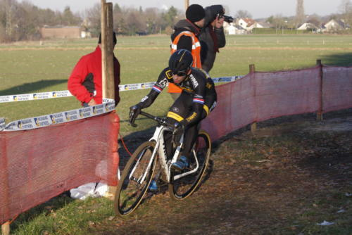 6e Internationale Cyclocross Rucphen 2017