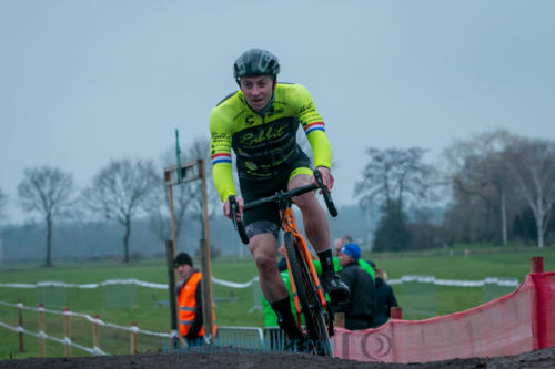 8 ste Internationale Cyclocross Rucphen 26-01-20191