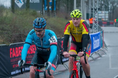 8 ste Internationale Cyclocross Rucphen 26-01-201922