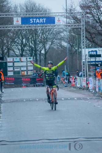 8 ste Internationale Cyclocross Rucphen 26-01-201927