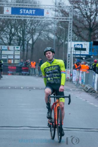 8 ste Internationale Cyclocross Rucphen 26-01-201930