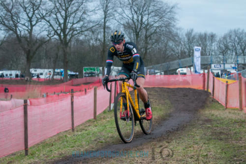 7e Internationale Cyclocross Rucphen 2018