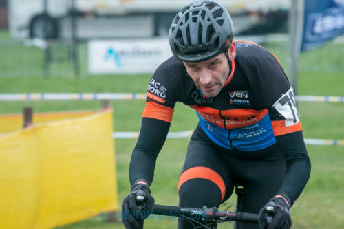 8 ste Internationale Cyclocross Rucphen 26-01-20196