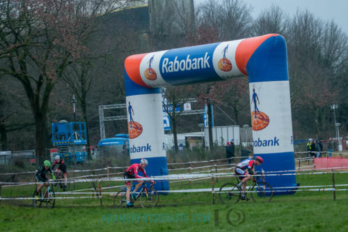 8 ste Internationale Cyclocross Rucphen 26-01-20197
