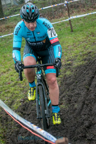 8 ste Internationale Cyclocross Rucphen 26-01-201910