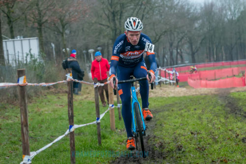 8 ste Internationale Cyclocross Rucphen 26-01-201911