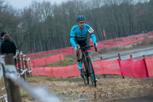 8 ste Internationale Cyclocross Rucphen 26-01-201912
