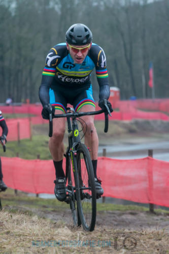 8 ste Internationale Cyclocross Rucphen 26-01-201915