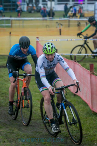8 ste Internationale Cyclocross Rucphen 26-01-201918
