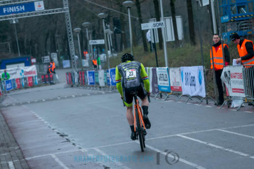 8 ste Internationale Cyclocross Rucphen 26-01-20192