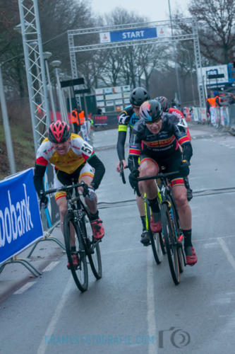 8 ste Internationale Cyclocross Rucphen 26-01-201924