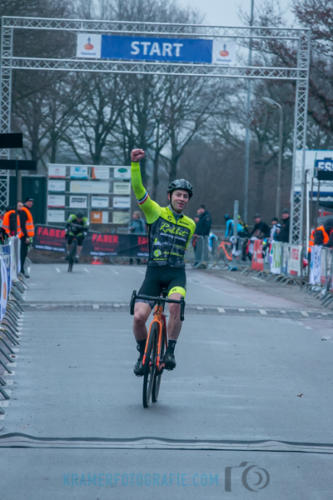 8 ste Internationale Cyclocross Rucphen 26-01-201929