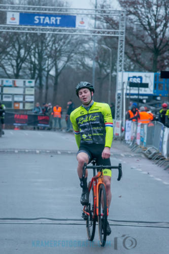 8 ste Internationale Cyclocross Rucphen 26-01-201930
