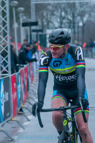 8 ste Internationale Cyclocross Rucphen 26-01-201933