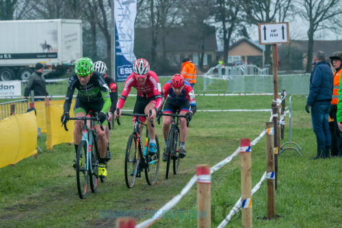 8 ste Internationale Cyclocross Rucphen 26-01-20194