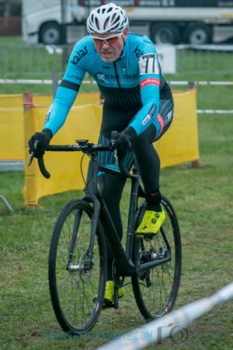 8 ste Internationale Cyclocross Rucphen 26-01-20195