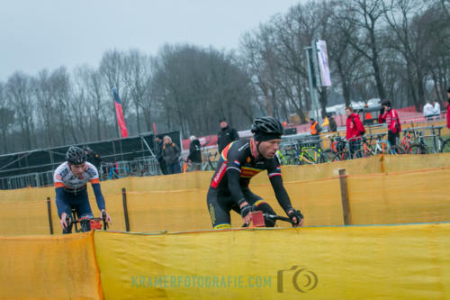 8 ste Internationale Cyclocross Rucphen 26-01-20198