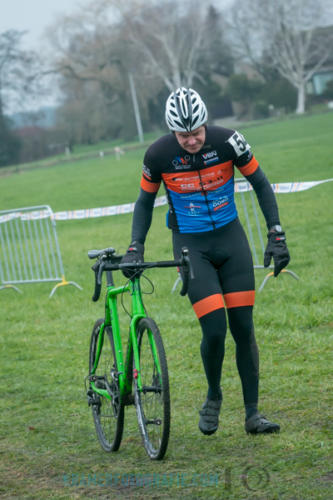 8 ste Internationale Cyclocross Rucphen 26-01-20199